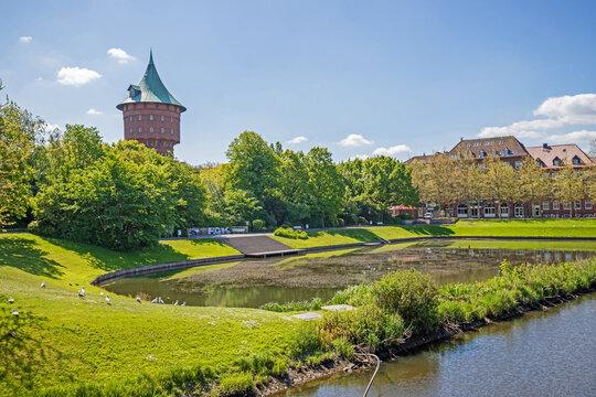Cuxhaven City Wasserturm