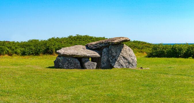 Altar Wedge Tomb, Schull,  County Cork ,Ireland