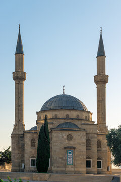 The Mosque of the Martyrs or Turkish Mosque is a mosque in Baku, Azerbaijan