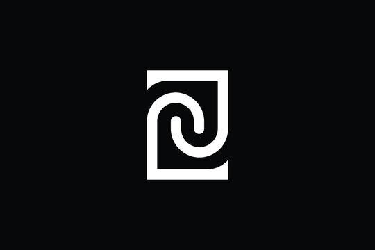 ZJ logo letter design on luxury background. JZ logo monogram initials letter concept. ZJ icon logo design. JZ elegant and Professional letter icon design on black background. J Z ZJ JZ