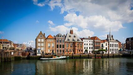 Port w Maassluis
