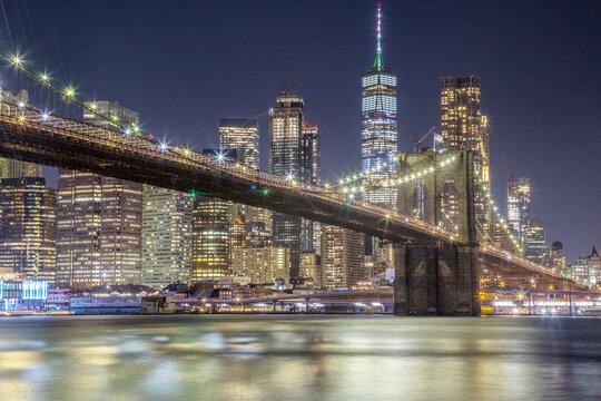 Lower Manhattan, New York, USA