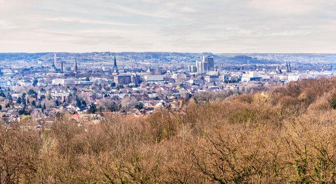 Vom Siebengebirge ins Stadtzentrum von Bonn