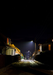 nocny krajobraz miasta 3