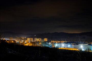 nocny krajobraz miasta 2