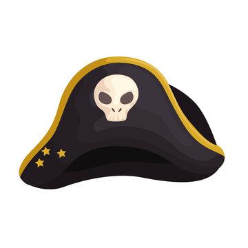 pirate hat classic