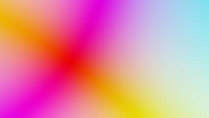 Fototapeta Rozmazane plamy koloru