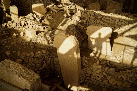 Gobeklitepe, 10,000 BC, Sanliurfa