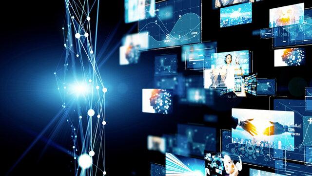 映像ネットワーク