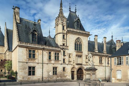 Jacques Coeur palace, Bourges, France