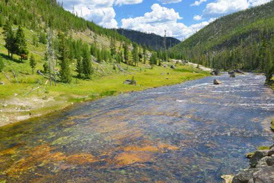Yellowstone National Park - Wyoming, United States of America