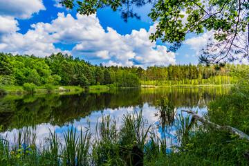 Fototapeta Jezioro obraz