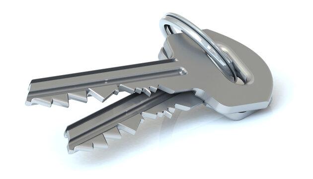 Schlüssel für Besitz