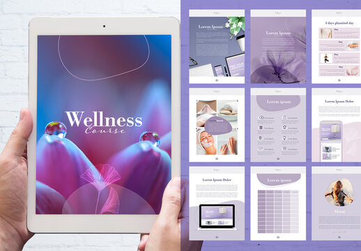 Wellness Digital Book