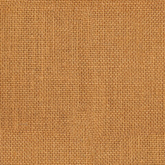 Texture of simple linen (canvas) fabric in brown color