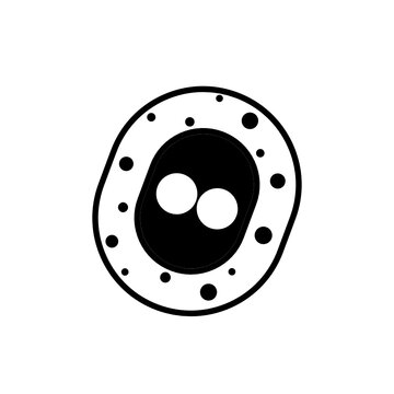 floater icon vector