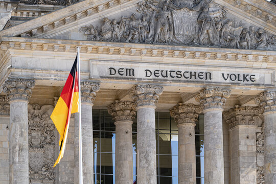 Berlin, Reichstag, Parlament