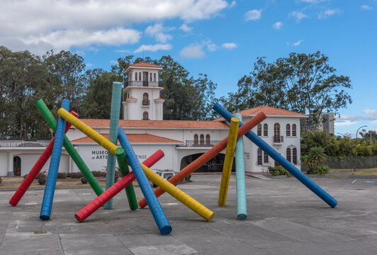 Museum of Costa Rican Art, San Jose, Costa Rica