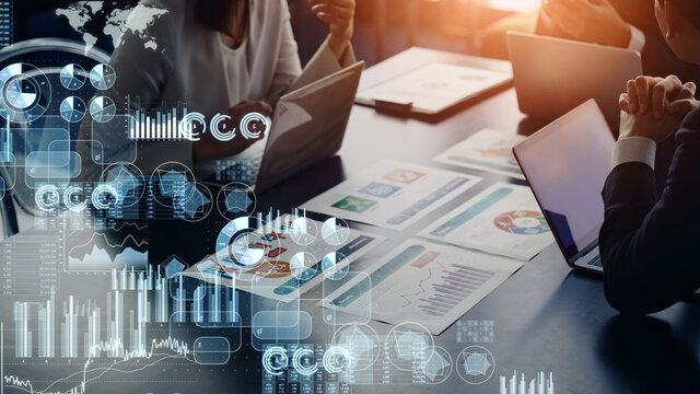 ビジネスと統計 マーケティング ファイナンス