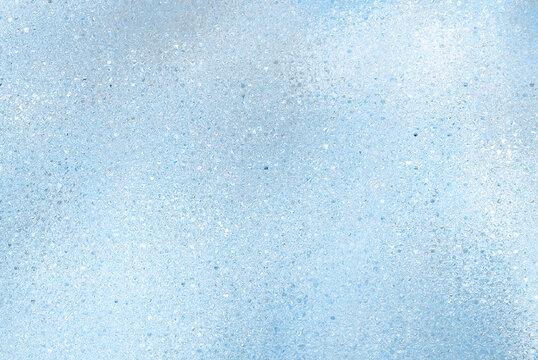 背景 テクスチャ キラキラ ラメ グリッター シルバー ブルー 銀