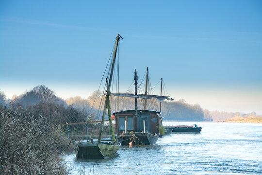 bateau de la Loire