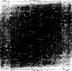 Obraz Scratched Grunge Urban Background Texture Vector. Dust Overlay Distress Grainy Grungy Effect. Distressed Backdrop Vector Illustration. Isolated Black on White Background. EPS 10. - fototapety do salonu
