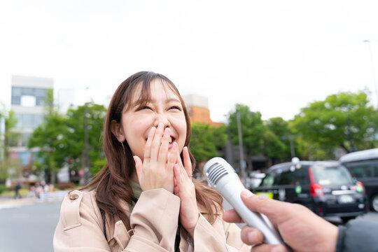 インタビュー 東京 原宿 20代女性