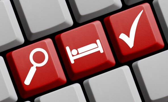 Hotels online suchen und direkt buchen