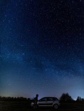 night lapse
