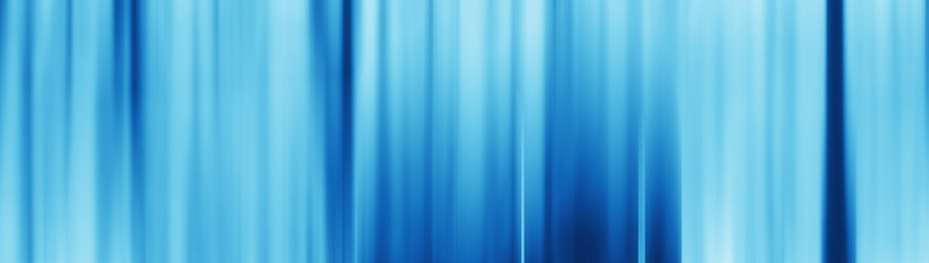 Fototapeta blue motion vertical abstract / abstract blue background, glowing lines, motion blur concept modern technology