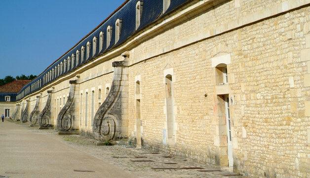 Corderie royale de Rochefort, Charente-Maritime, France