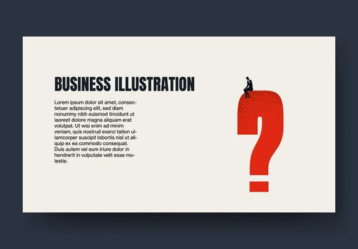 Business Decision Blog Post Layout