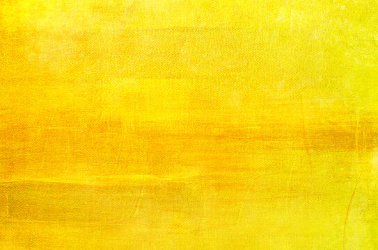 Yellow canvas background
