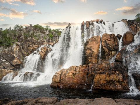 Cachoeira das Cariocas - Chapada dos Veadeiros, Brazil