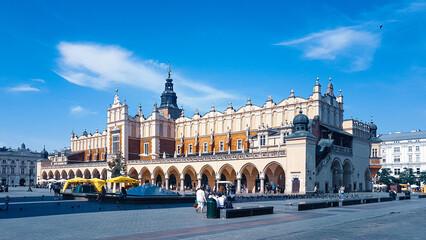 Fototapeta Cracovia la cita' favola