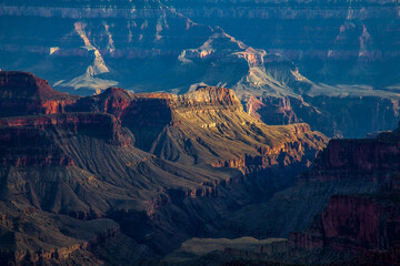Grand Canyon North Rim - fototapety na wymiar