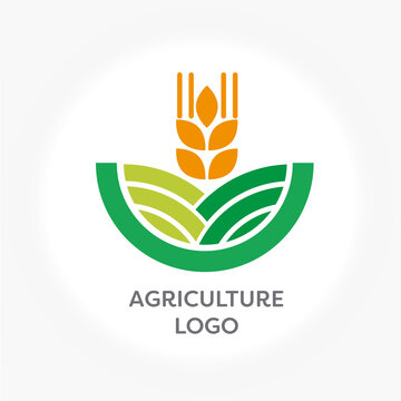 agriculture and livestock logo work