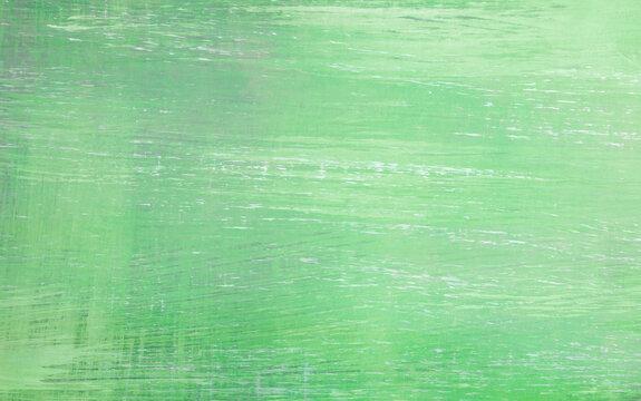 Green wooden surface texture