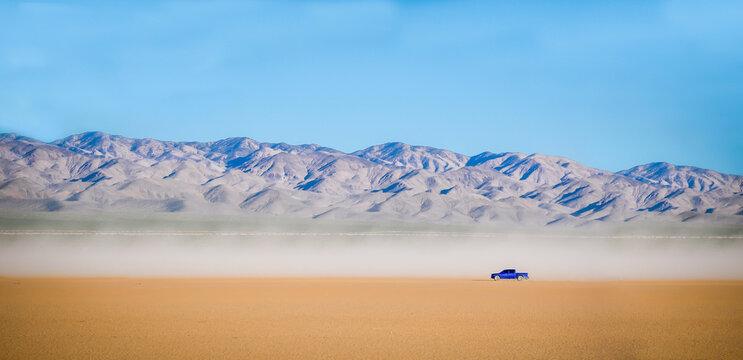 Lost In Nevada