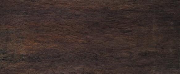 Fototapeta Dark wood background, old black wood texture for background