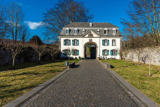 Torhaus Klosterlandschaft Heisterbach