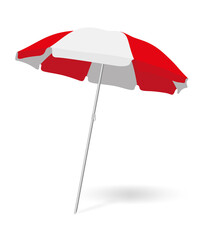 Obraz Parasol plage 2 - fototapety do salonu