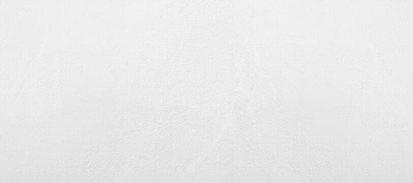 white color wall texture material background paper art card light space abstract backdrop banner blank and clean clear for frame or border grey gradient design decoration board, loft style