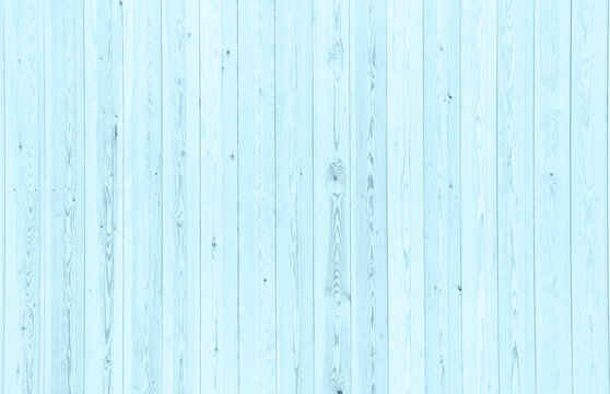 blue wood slats texture background