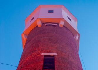 wieża ciśnień 1
