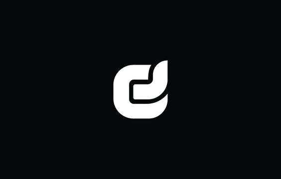 Initial based C, CC, CJ, JC,  logo template. Unique monogram alphabet letters design and vector.