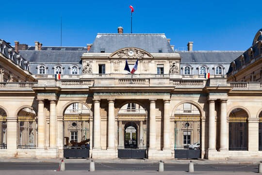 Conseil d'État in Paris