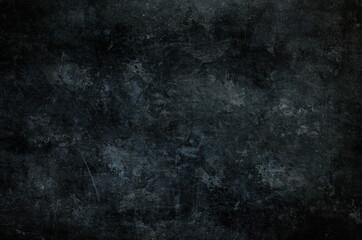 Fototapeta Worn out dark grunge texture obraz