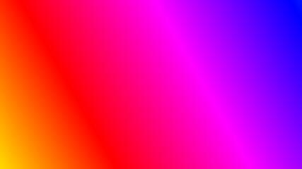 Fototapeta Mieszanina kolorów ułożonych w ukośne pasy przenikające przez siebie