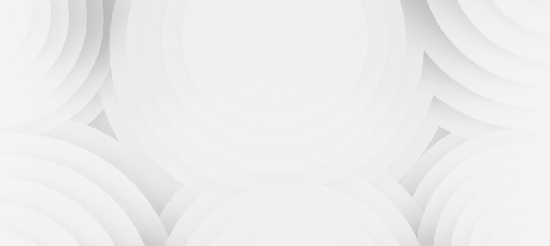 geometric white paper texture background, rendering